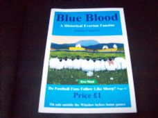 Blue Blood, volume 3 issue 13